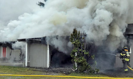 One injured in house fire on SE 204th Street in Kent Monday morning