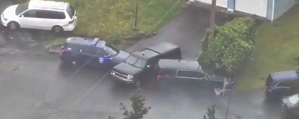 VIDEOS: High speed police chase goes through area Tuesday