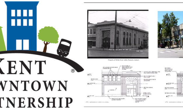 Kent Downtown Partnership working to restore historic Morrill Bank building