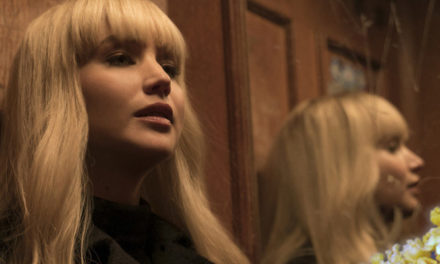 New in Theaters: Red Sparrow