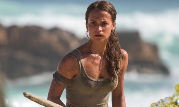 New in Theaters: Tomb Raider
