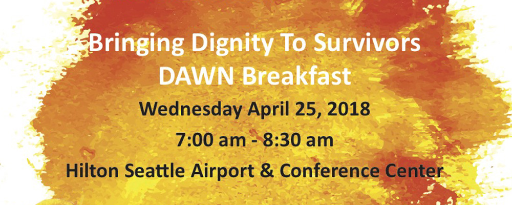 Fundraiser Breakfast for DAWN will be Wednesday, April 25