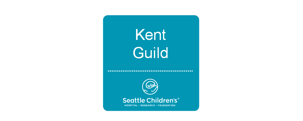 Fashion Fundraiser for Kent Guild of Seattle Children's is April 19