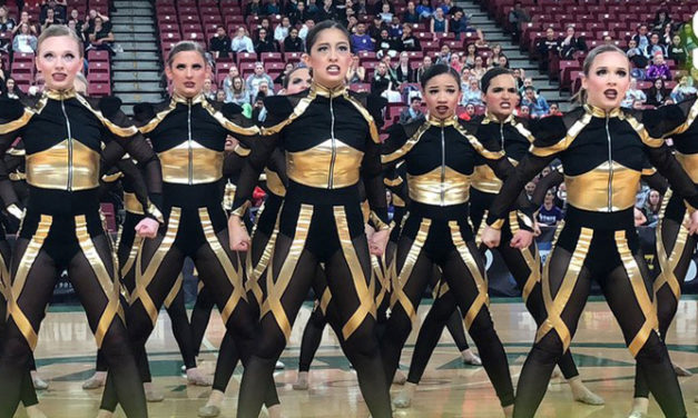 Kentridge Chatelaines Dance Team wins 4A Dance/Drill Championships