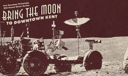 Help Kent Downtown Partnership 'Bring the Moon' to Kent June 1