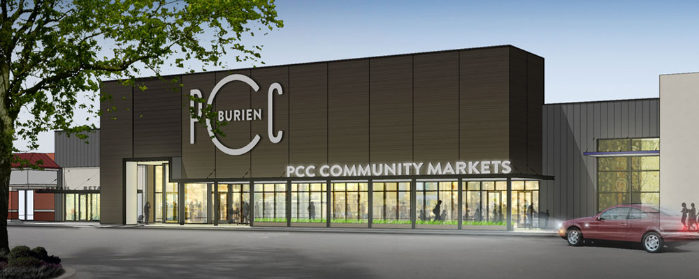 PCC opening its first store south of Seattle in Burien on May 23