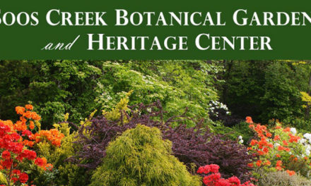 Tour Soos Creek Botanical Gardens and Heritage Center Saturday