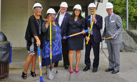 Demolition Day marks launch of major renovation at Highline College