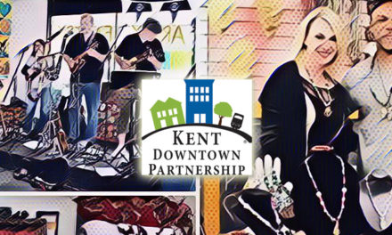 REMINDER: Kent Downtown Partnership's monthly Art Walk is Thursday