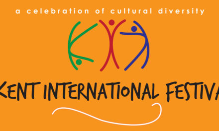 Kent International Festival will be Saturday, May 18