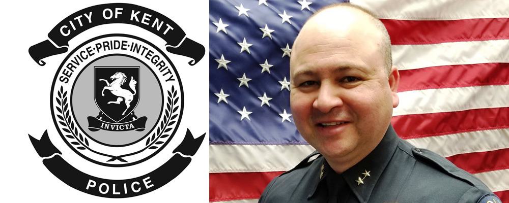 Chief Padilla will present Safety Update at Kent Chamber Luncheon Oct. 3