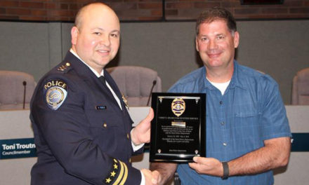 Kent Police Department says 'Farewell & Thank You' to outgoing Chief