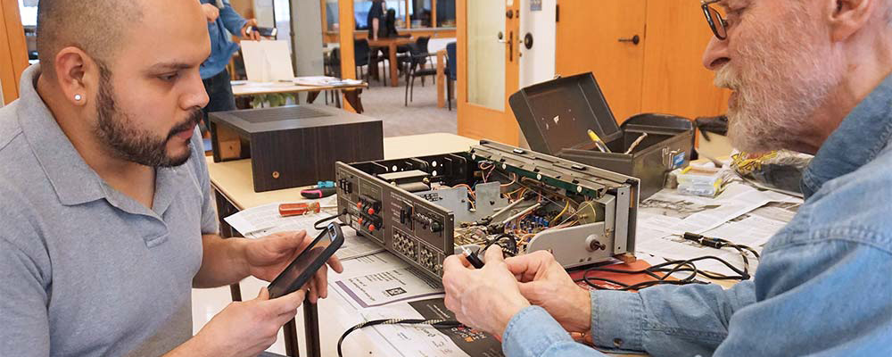 Repair Time Fix-It event coming to Kent Library Tues., June 12