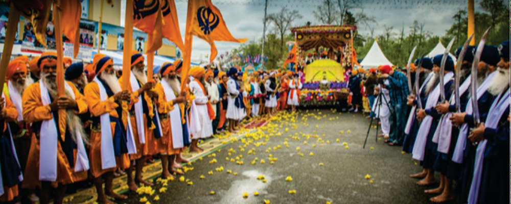 Thousands will join Sikh Celebration in Kent this Saturday, May 26