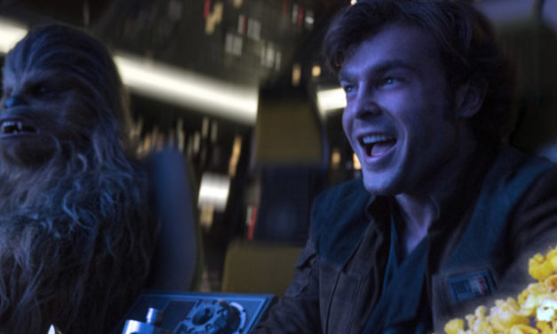 New in Theaters: Solo, A Star Wars Story