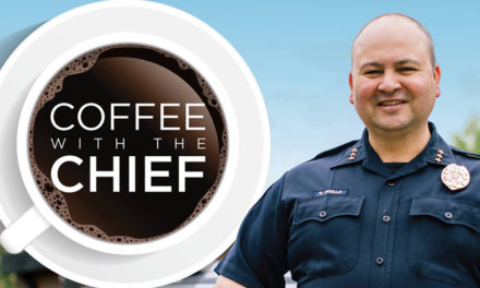 Have Coffee with the (new) Chief on Thursday, June 21