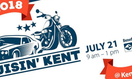 Cruisin' Kent car show will be Saturday, July 21