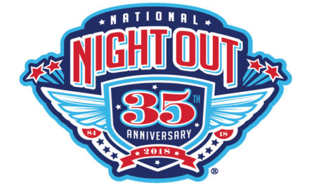 REMINDER: National Night Out is Tuesday, Aug. 7