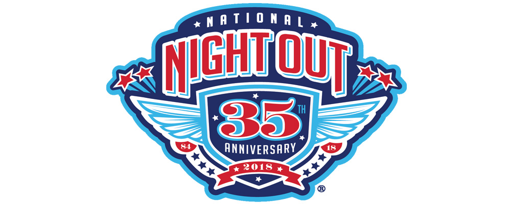 SAVE THE DATE: 'National Night Out' will be Tuesday, Aug. 7