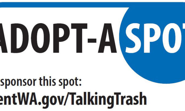 Help the City of Kent by adopting a Street or Spot