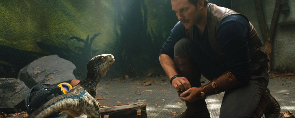 New in Theaters: Jurassic World – Fallen Kingdom
