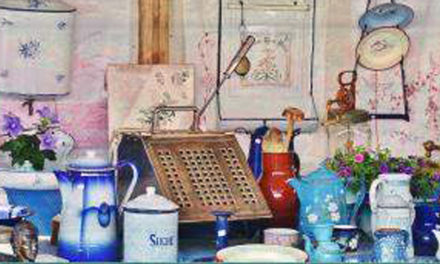 Kent Museum Vintage Porch Sale will be this Saturday