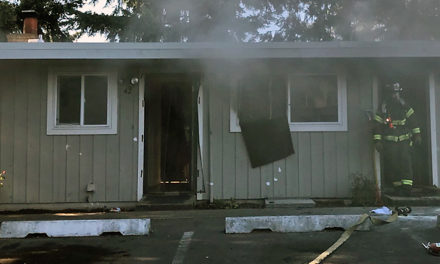 All residents safe after apartment fire in Kent Thursday