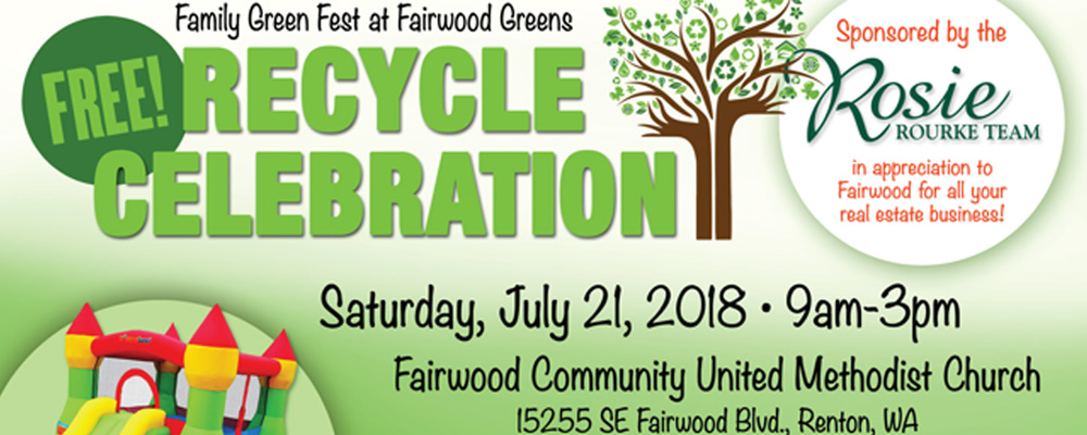 'Family Green Fest' will be this Saturday at Fairwood Greens
