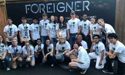 VIDEO: Watch Kentwood High choir sing with Foreigner