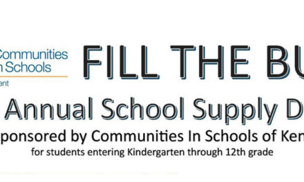 Help 'Fill the Bus' and help local students on Thursday, Aug. 16
