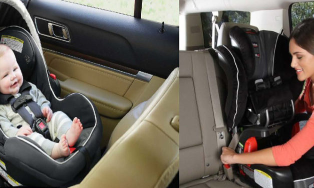 FREE Car Seat Safety Check will be Wednesday, Aug. 22
