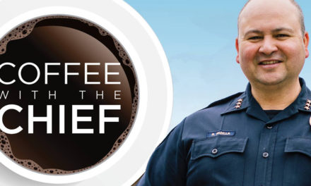 Have 'Coffee with the Chief' on Thursday, Sept. 13