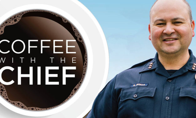 Next 'Coffee with the Chief' will be Thursday, Dec. 20