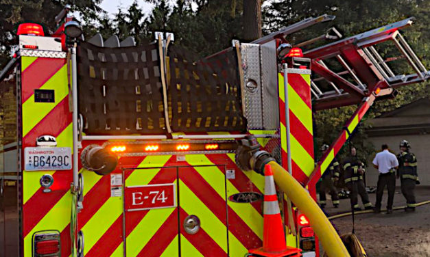 Fire hits paper company on East Valley Highway Thursday