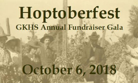 Greater Kent Historical Society's' Hoptoberfest' will be Oct. 6