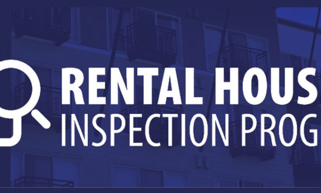 Kent's Rental Housing Inspection Program has begun