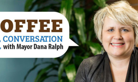 Have coffee & conversation with Mayor Dana Ralph Oct. 31