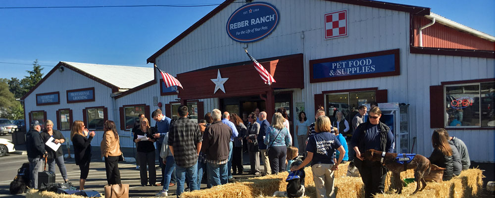 VIDEO: Reber Ranch wins King County Executive's Rural Small Business of the Year