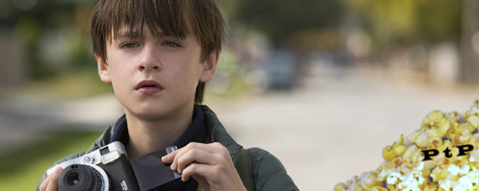 Jaeden Lieberher has the title role in The Book of Henry