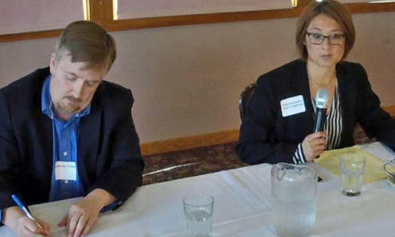 VIDEO: 33rd District Candidates face off at Kent Chamber Luncheon