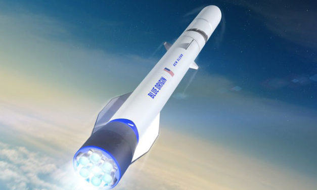 Blue Origin wins contract to power top secret Air Force space missions