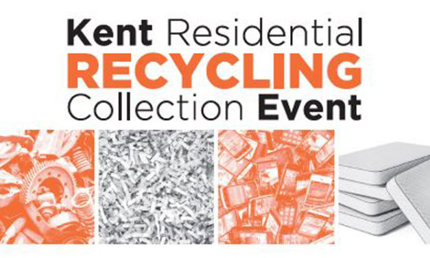 REMINDER: FREE Residential Recycling Collection Event is Saturday