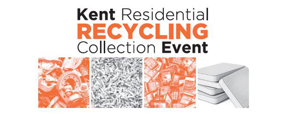 Kent Recycling Event will be Saturday, Mar. 9