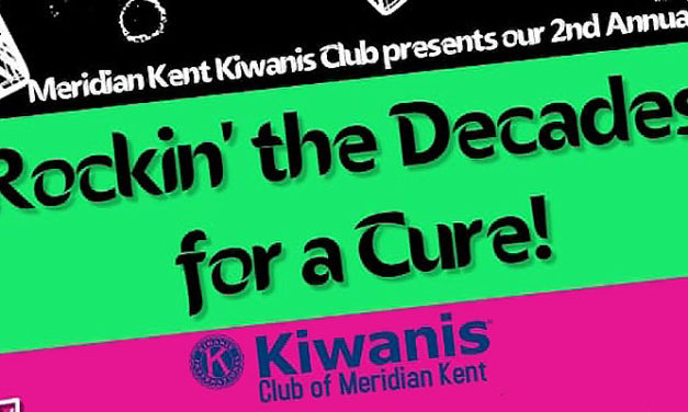 Help fight children's cancer while 'Rockin' the Decades for a Cure!' Nov. 10