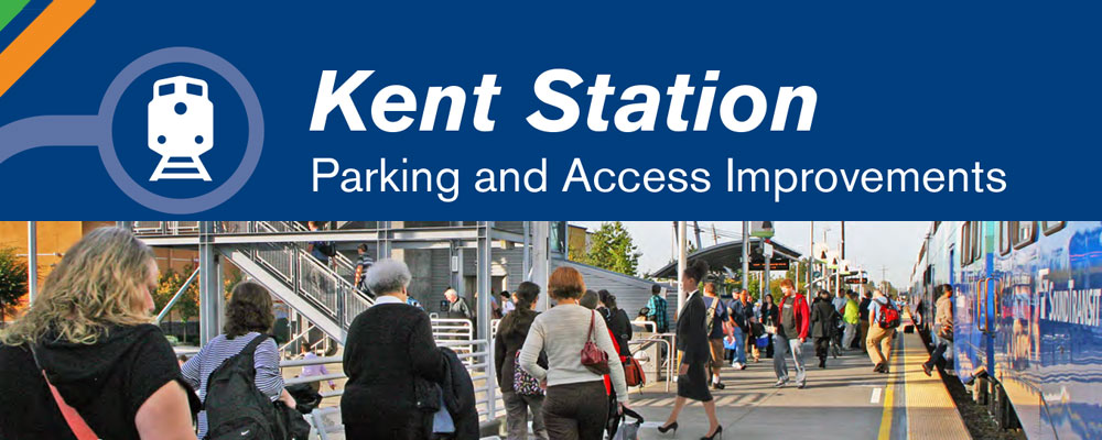 Sound Transit's Open House on Kent Station improvements is Oct. 18