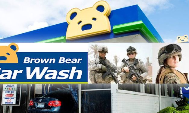 SAVE THE DATE: Vets get FREE Car Washes on Sunday, Nov. 11