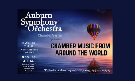 Enjoy Chamber Music from Around the World Nov. 16