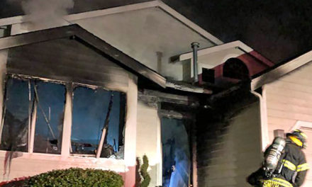 All residents safe after fire burns home in Kent Sunday night