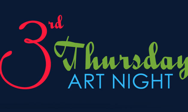 REMINDER: Third Thursday Art Walk is this Thursday night!
