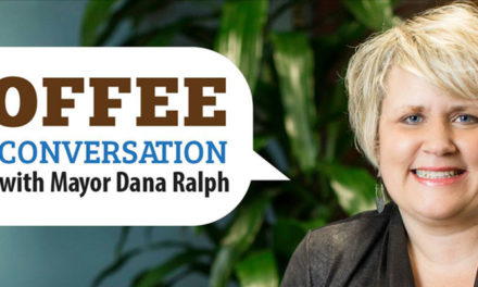 Next 'Coffee & Conversation' with Mayor Ralph will be Tues., Aug. 27